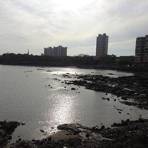 View from Mumbai Port Garden