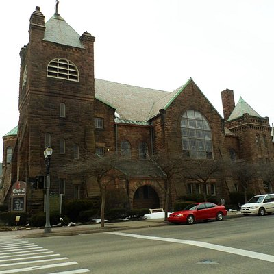Central United Methodist Church - Lansing, MI