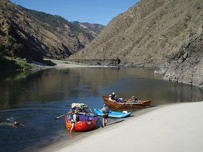Lower Salmon River Canyon