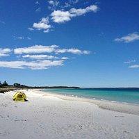 Callala Beach - no crowds