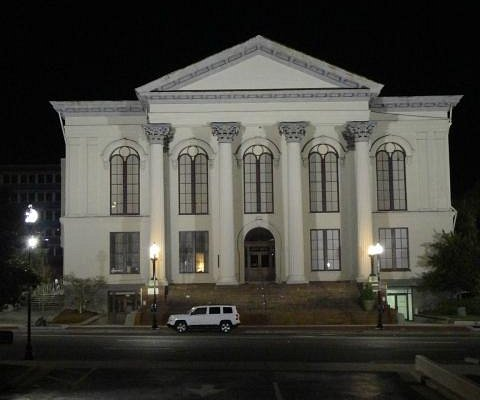 Architecture-City Hall