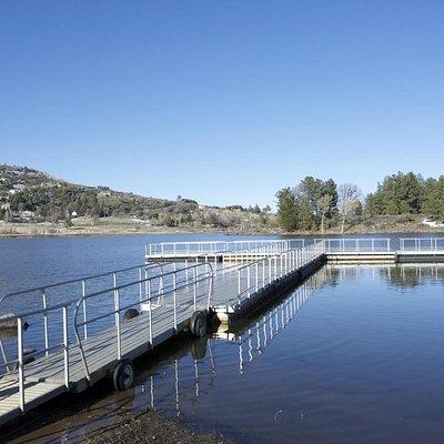 Lake Cuyamaca, Mar 10, 2013