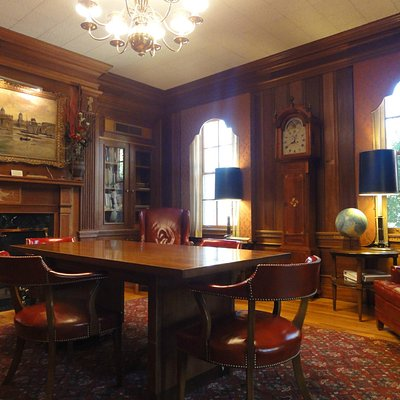 Heinz Room,  Given Memorial Library