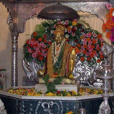 Bhagwan Nityananda Mahasamadhi shrine
