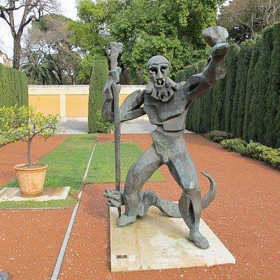 Foto 4: Detalle escultura