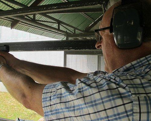 Pistol Practice - Chiang Mai