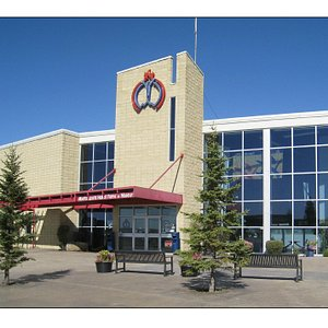 Alberta Sports Hall of Fame & Museum - HWY 2 Northbound