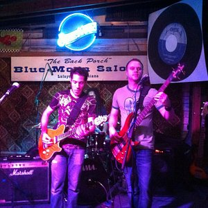 Live sounds from the Blue Moon Saloon