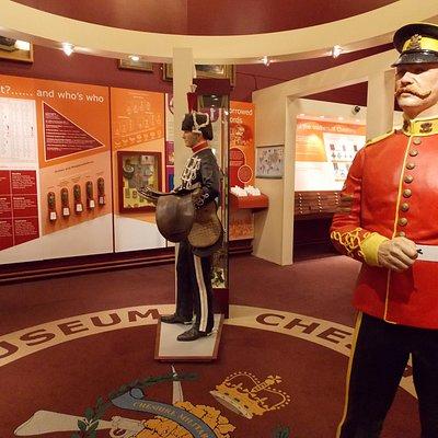 Cheshire Military Museum