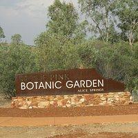 Olive Pink Botanic Garden