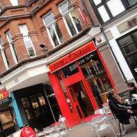Carnaby Street Shop - Exteruor