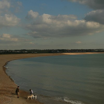 Seaford Bay from Newhaven
