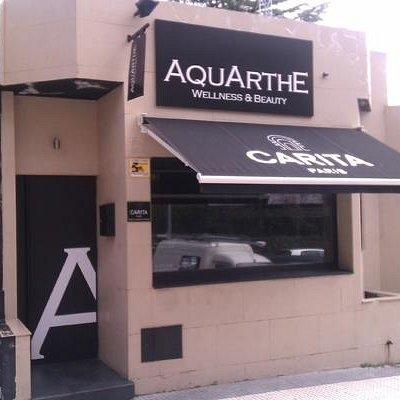 Fachada de Aquarthe