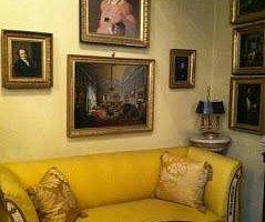 corner of the living room