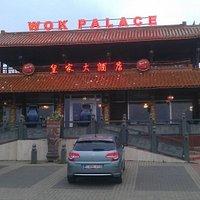 Wok Palace, Berlare