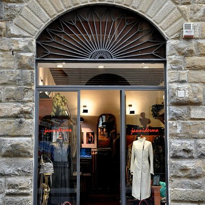 The best leather store in Florence