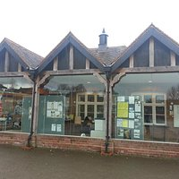 The outside of Tring local history museum