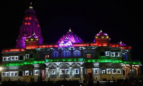 Radha Prem Mandir - Vrindavan