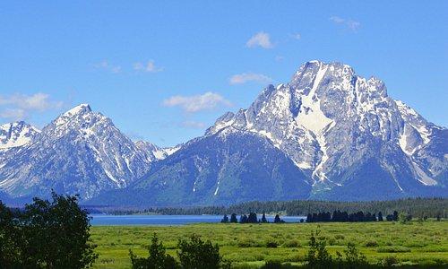 Stunning Mountains