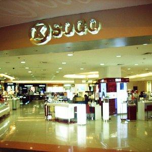 Luxe winkels