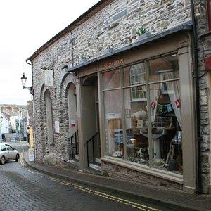 Custom House Gallery, Cardigan
