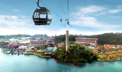 Gateway to the latest and newest attractions in Singapore