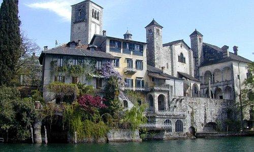 Lake Orta, Island San Giulio