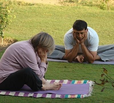Personalized Yoga Training
