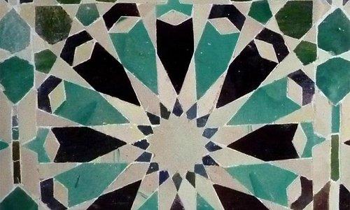 azulejo de la capilla