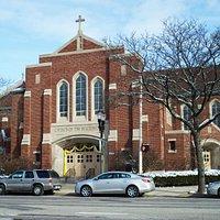 Church of the Resurrection - Lansing, MI