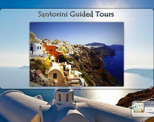 Santorini guided tours