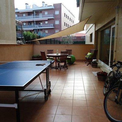 Ping-pong CoWorking Lloret