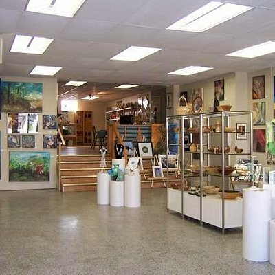 Back Room Gallery, An Artists' Co-op Store