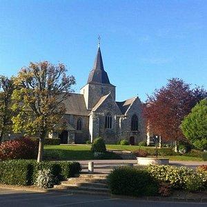 Guegon church