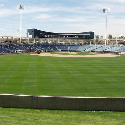 From center field