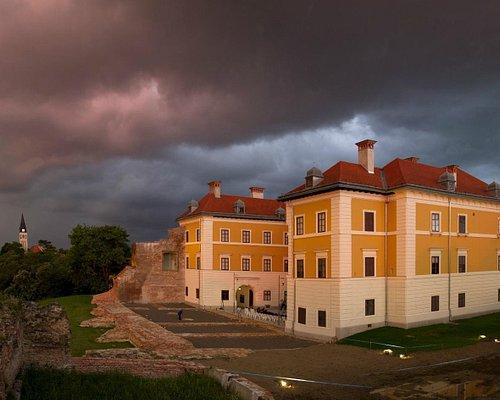 Castle Odescalchi panorama view