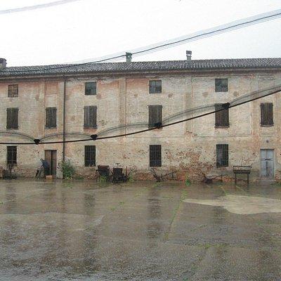 La casa contadina Padana