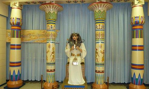 Египетский зал.