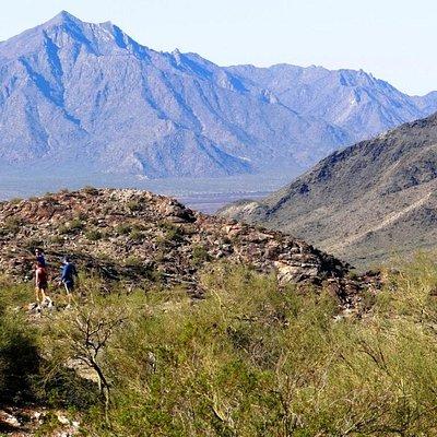 South Mountain Park, Phoenix, Arizona