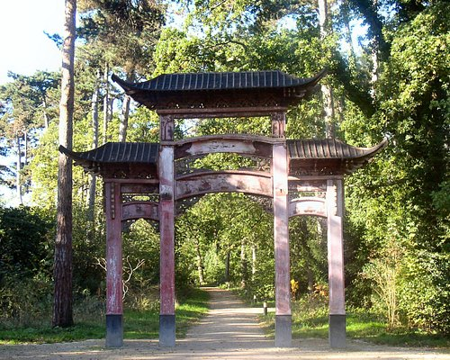 The Chinese Gate