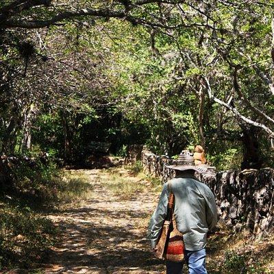 Camino Real a Guane infinito por su Patrimonio