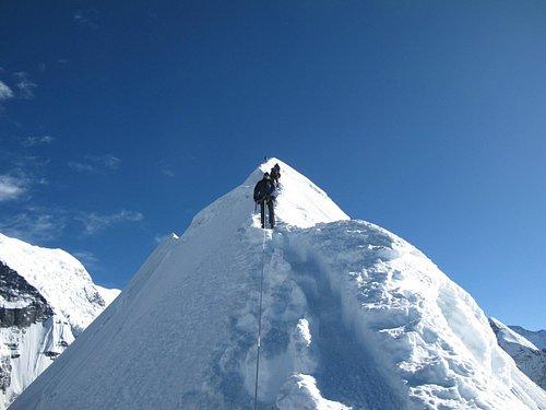 Island Peak Adventure Climbing