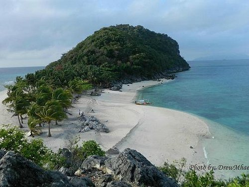 one of the island found in Estancia The Gamay Island