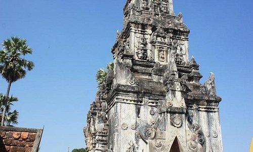 Stupa In Heng