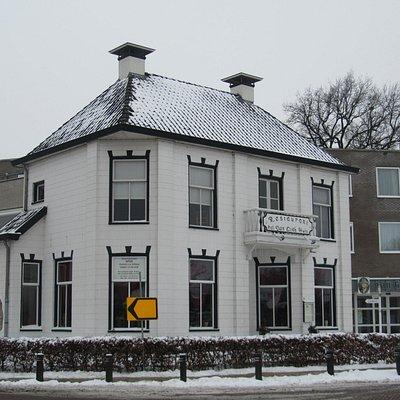 Restaurant em Van Gogh Huis