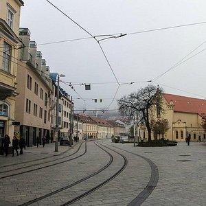 Улица Обходная