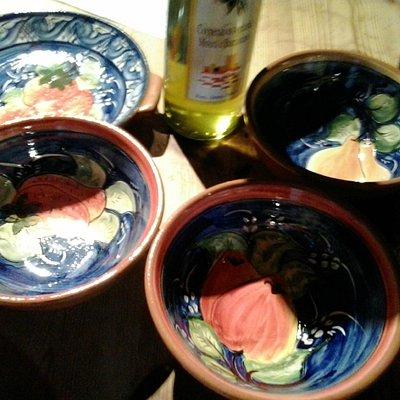 new porridge bowls!