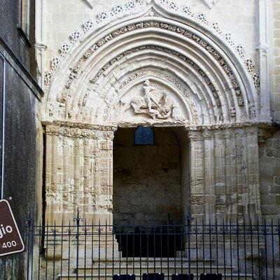 Portale di San Giorgio a Ragusa