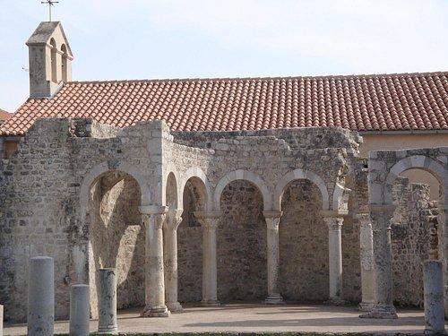 Ruins of St. John