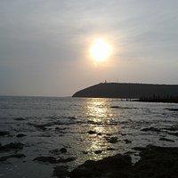 Sunset at Mandavi